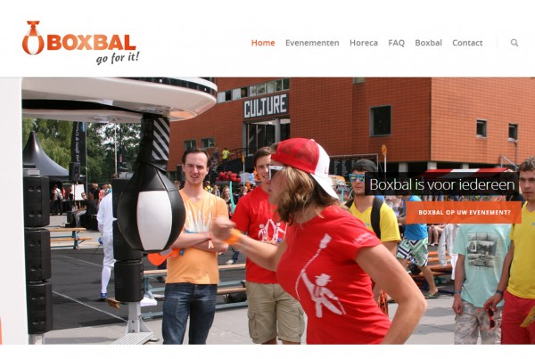 Website boxbal