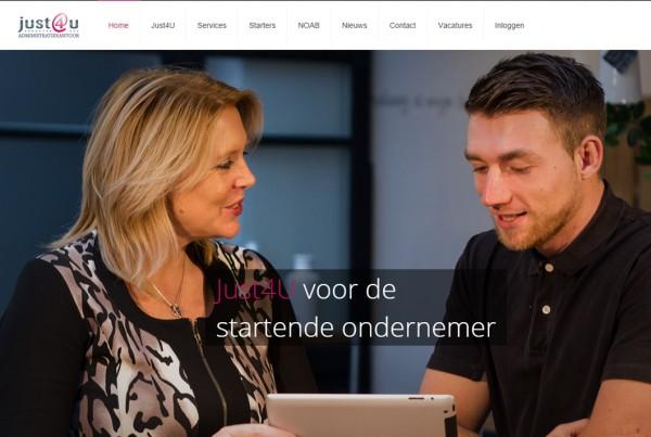 website administratiekantoor