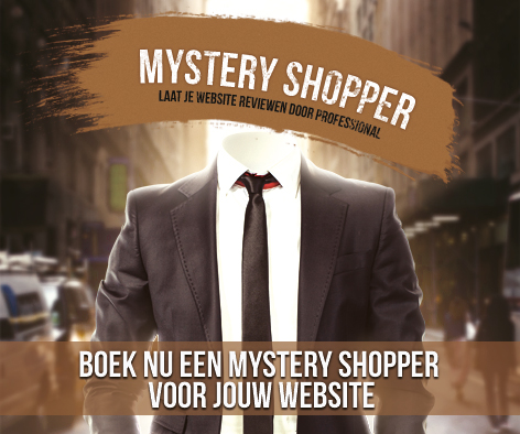 mystery shopper voor je site