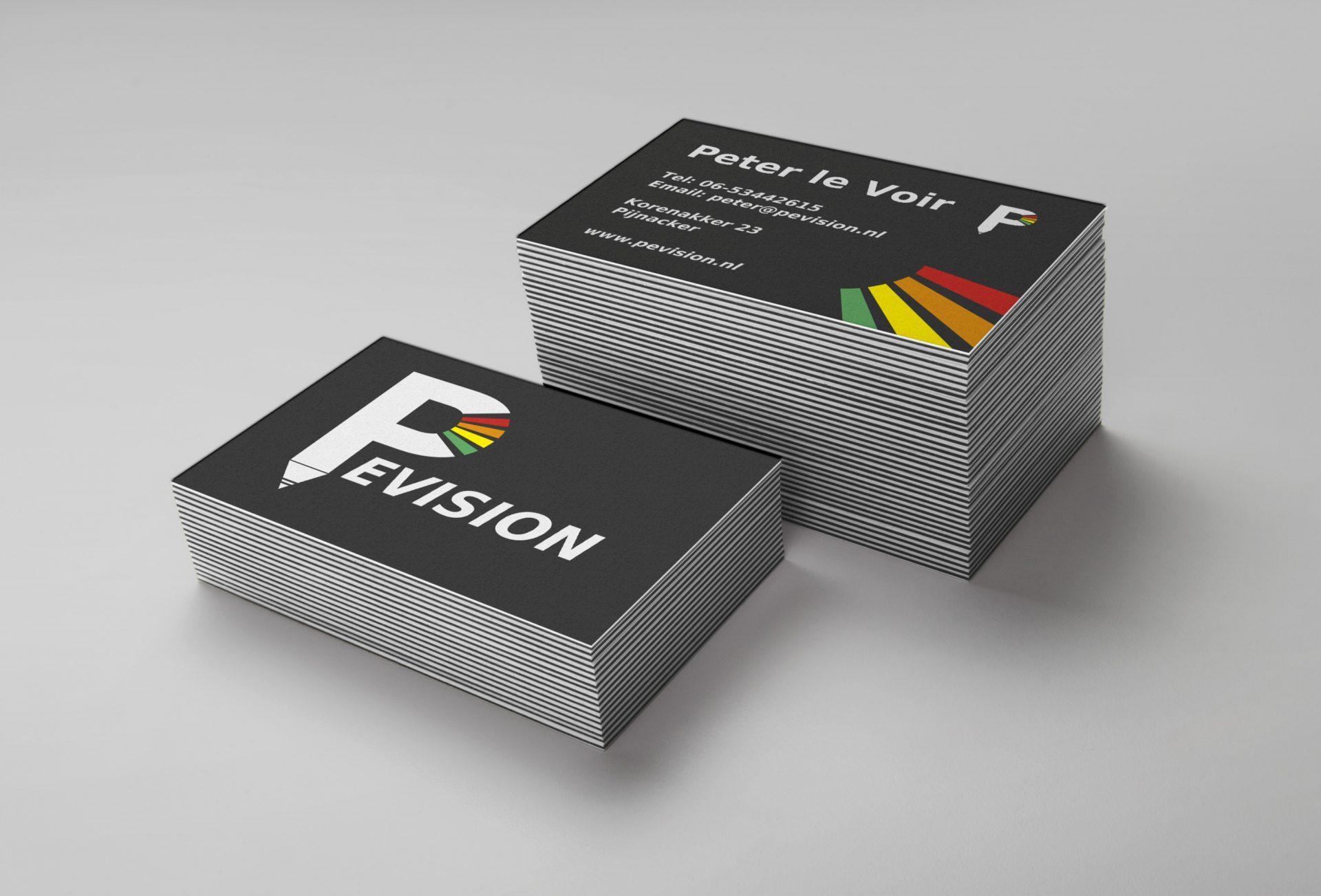 pevision logo bouw