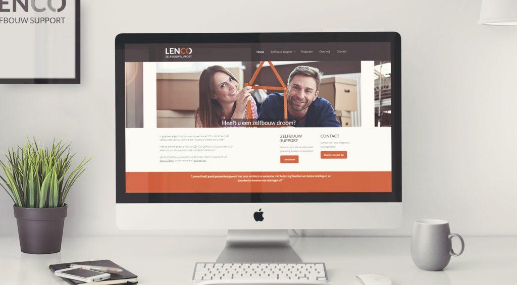 wordpress website bouwbegeleiding