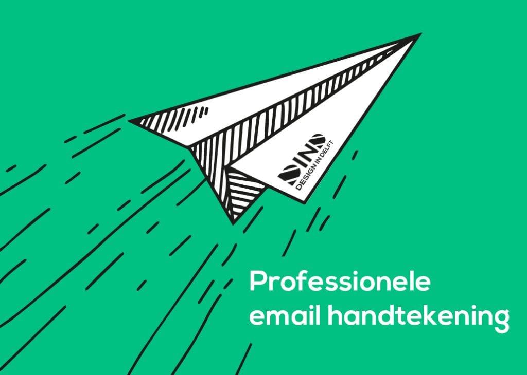 Professionele email handtekening