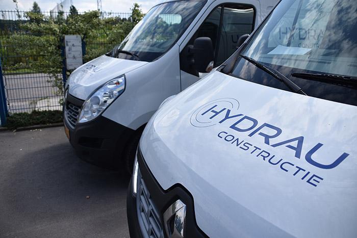 logo design hydraulic company