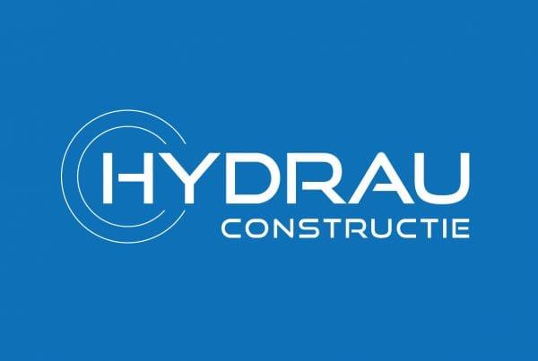 Hydrau logo rebrand