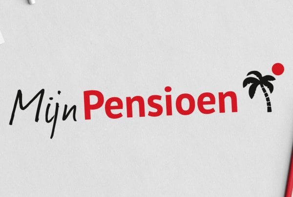 Mijn Pensioen - logo ontwerp