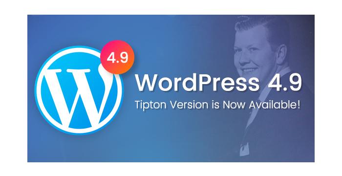 WordPress 4.9 geeft je 9 verbeteringen