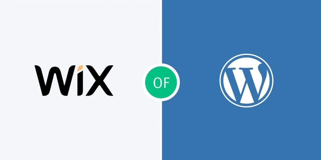Wix of Wordpress