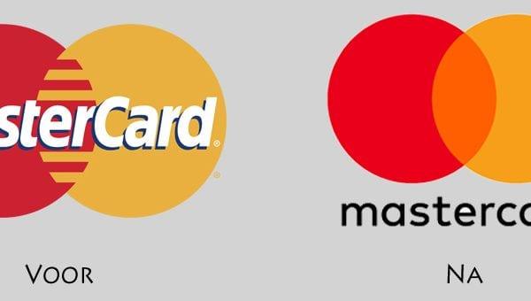 mastercard nieuw logo