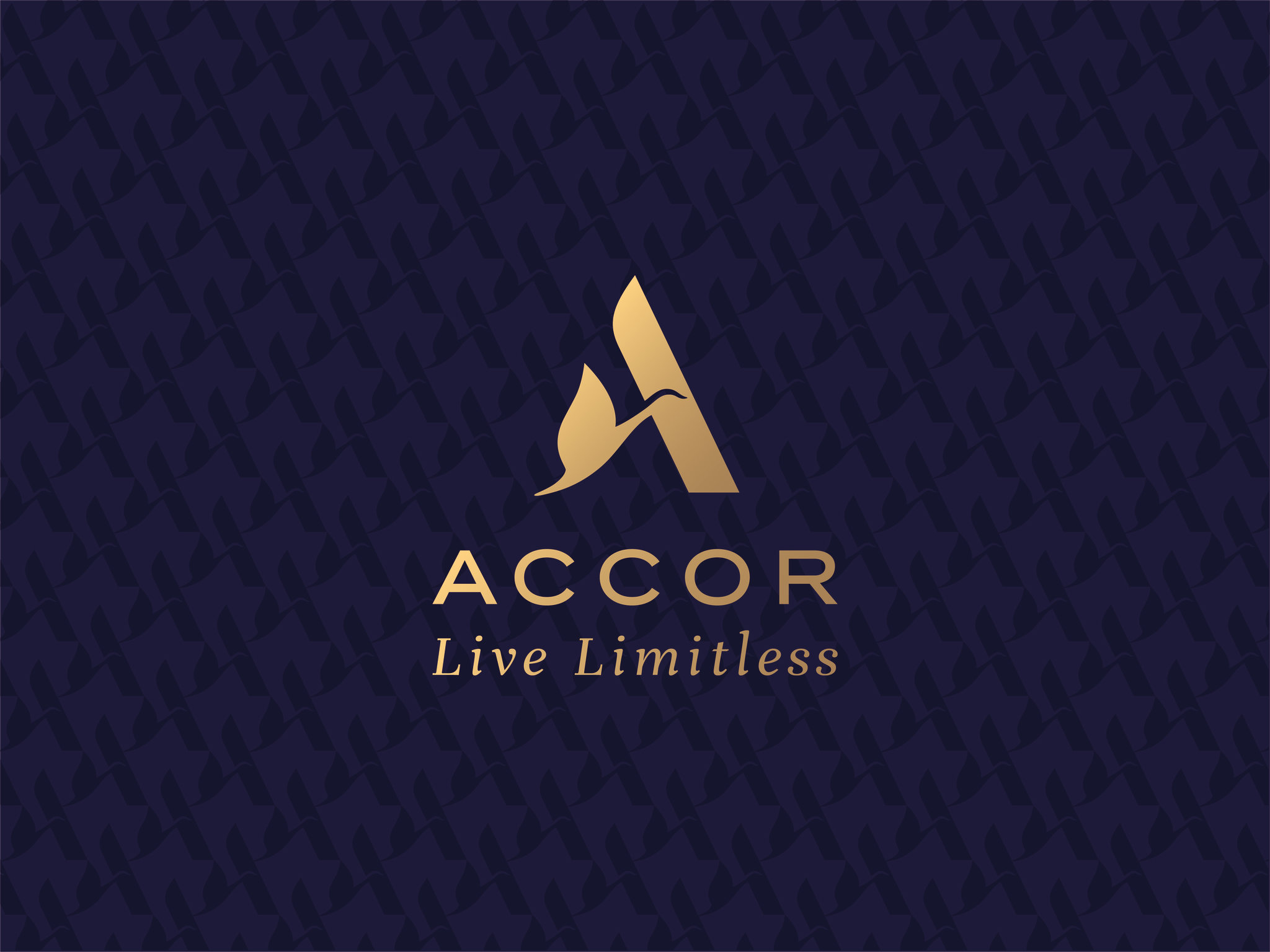 Accor logo rebrand