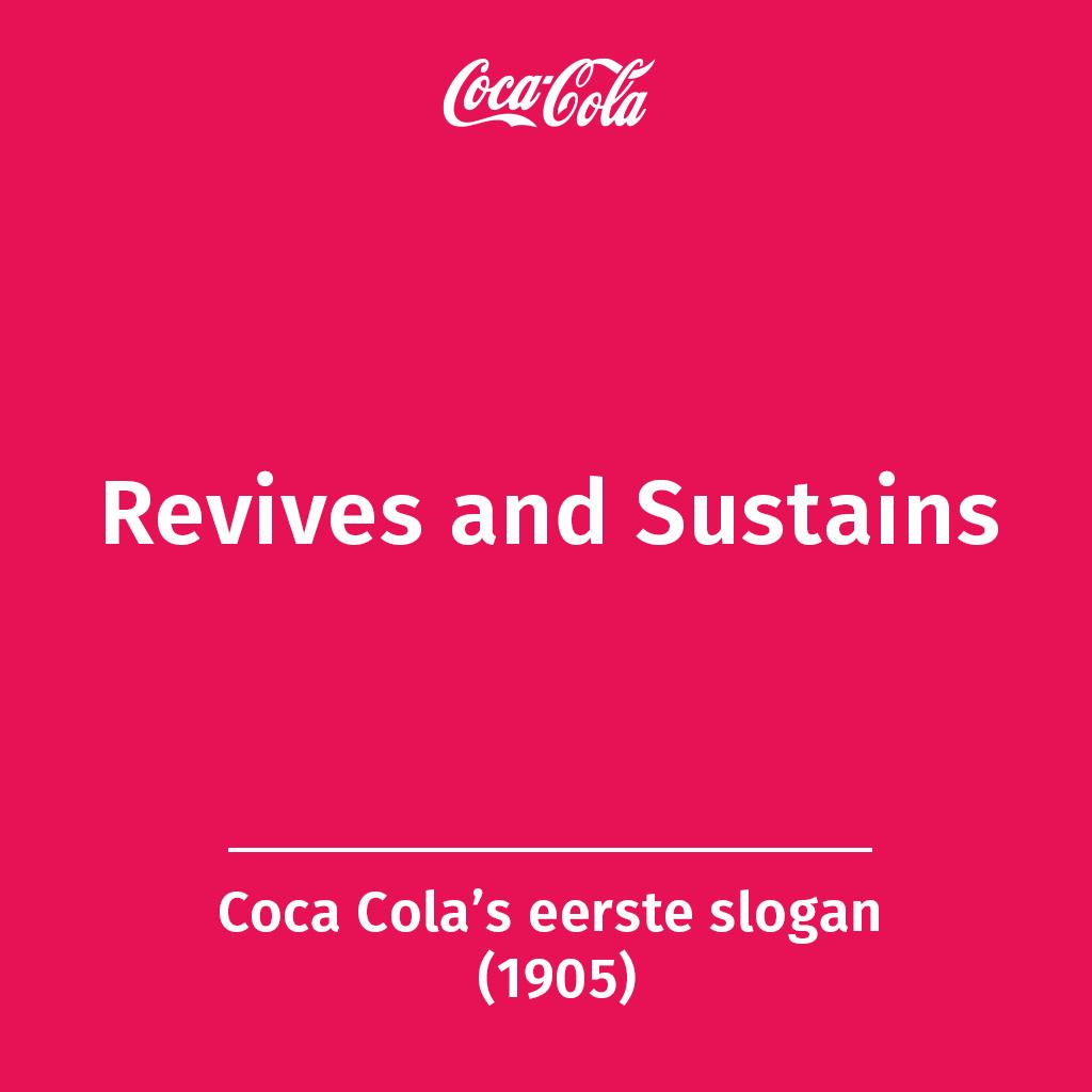 CocaCola slogans