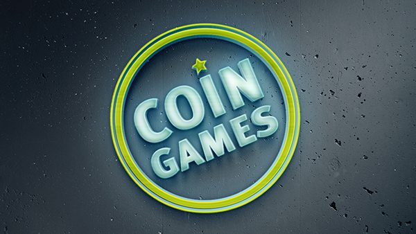 Logo Coin Games