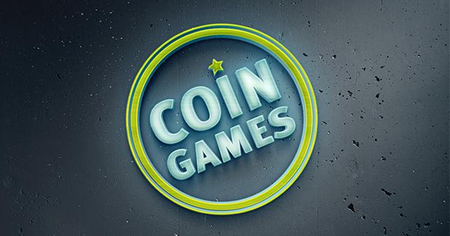 Logo Coin Games