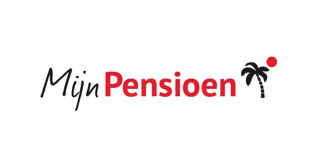Mijn pensioen logo